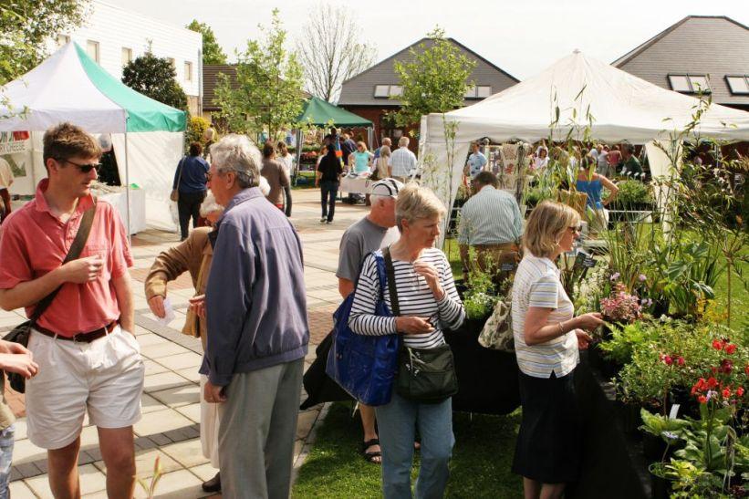 Colyton Garden Fair