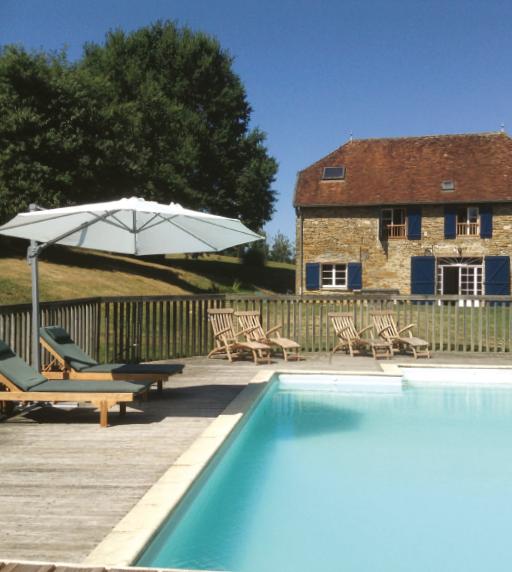 Beautiful French Holiday Farmhouse