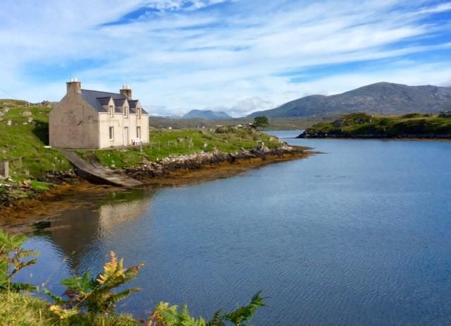 Week stay on the Isle of Harris (Cottage sleeps up to 6 people)