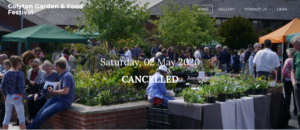 Colyton Garden & Food Festival @ Colyton Grammar School