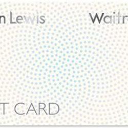 £50 John Lewis Voucher