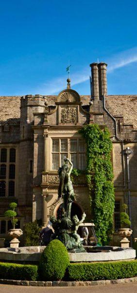 1st Prize Bovey Castle