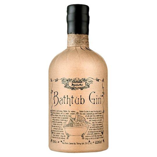 Bottle of Bathtub Gin