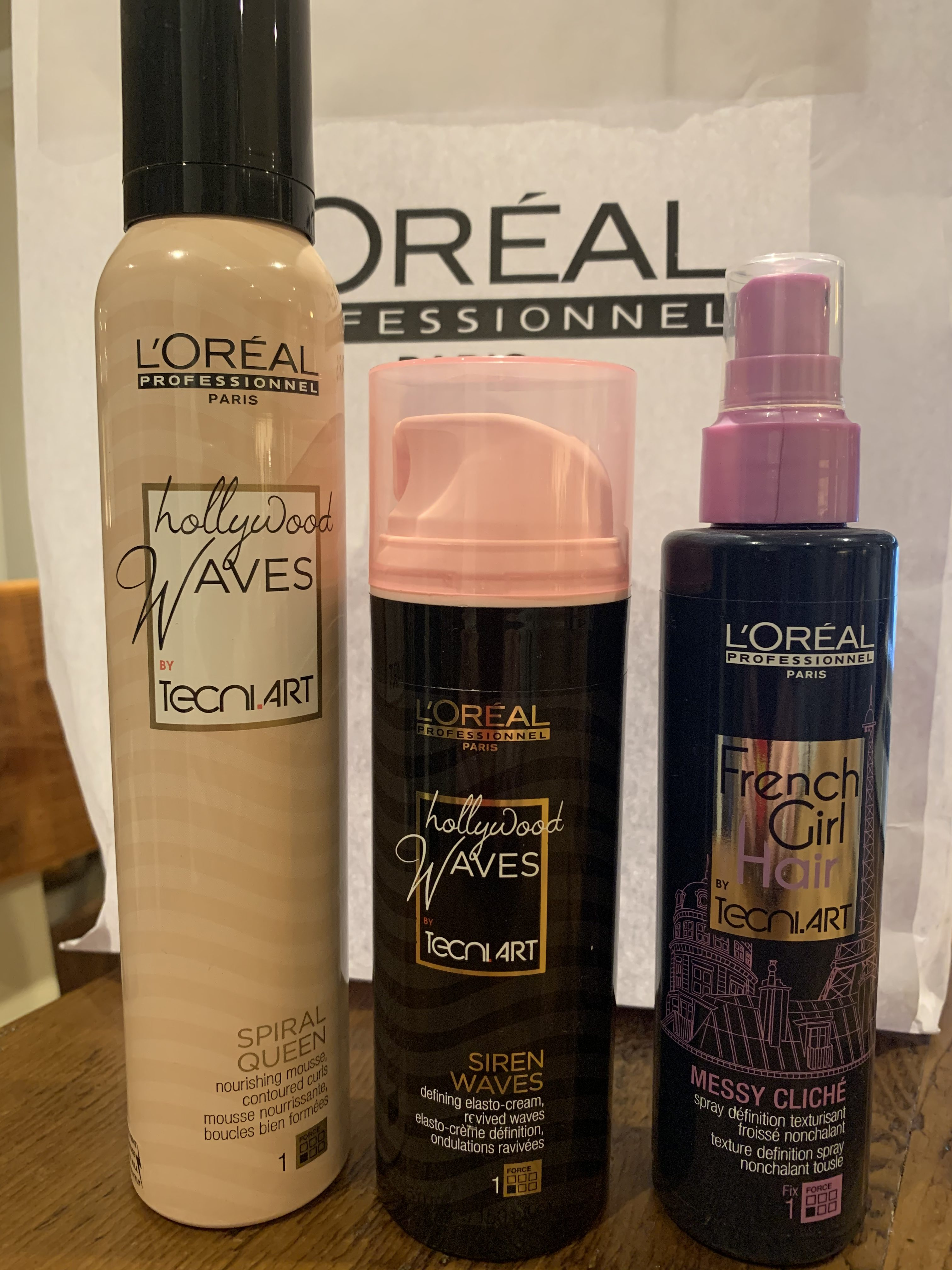 Loreal Hair Products (2 of 3)
