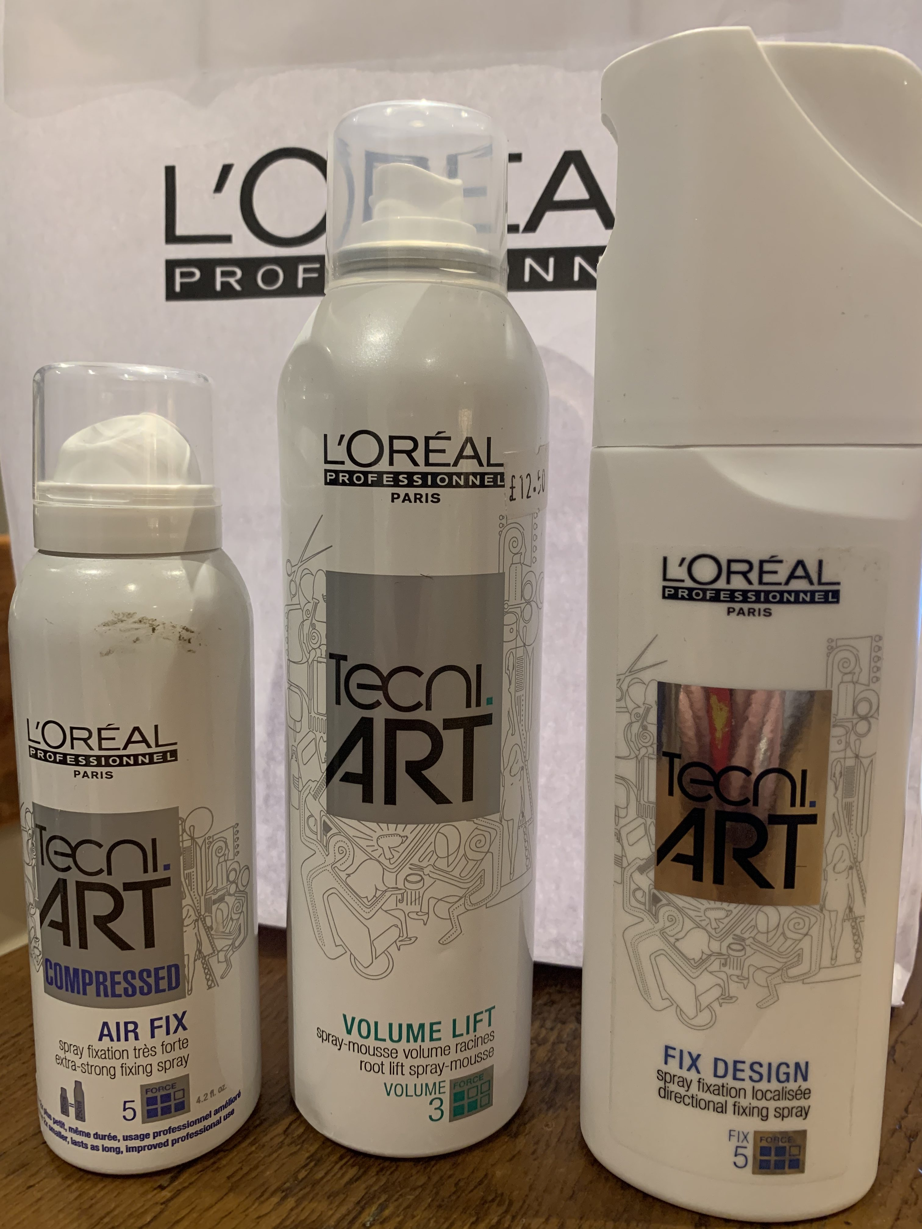 Loreal Hair Products (1 of 3)