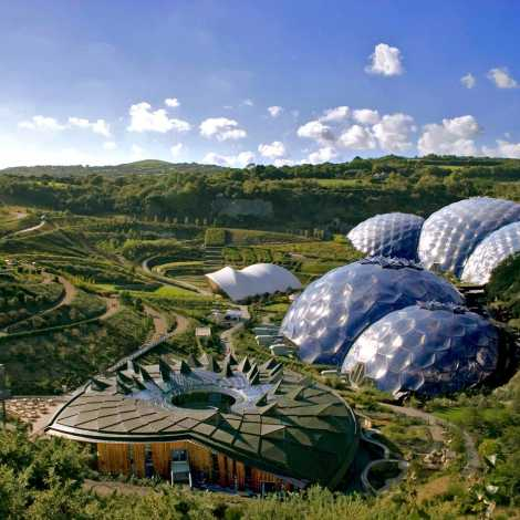 Eden Project Family Ticket